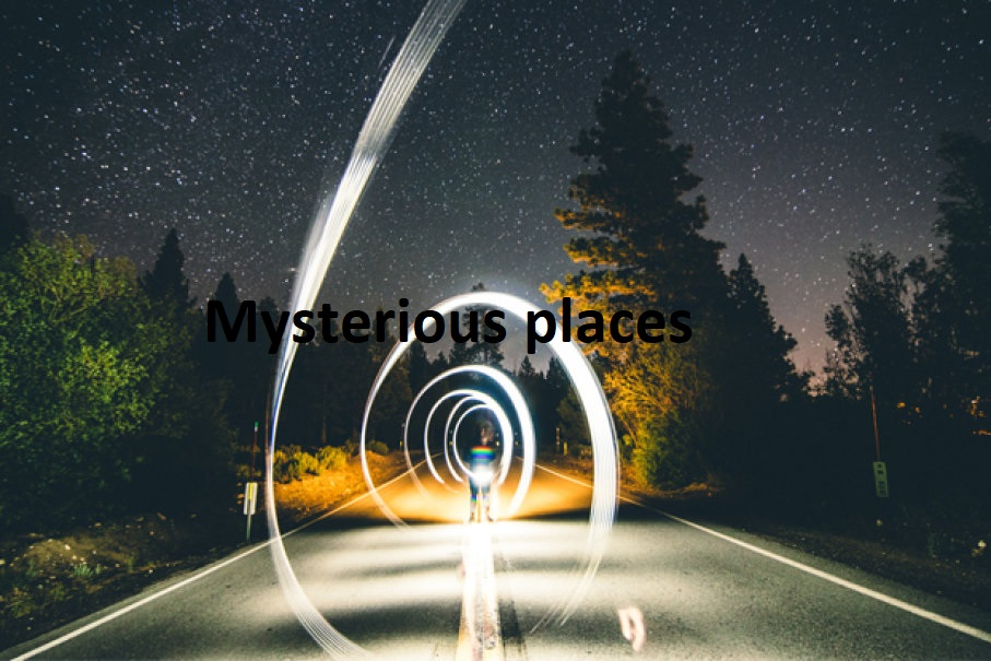 Mysterious places where people disappeared