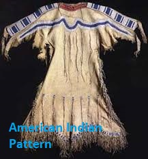 American Indian Pattern