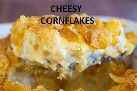 Cheesy Cornflakes