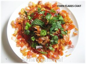 Cornflakes Chat