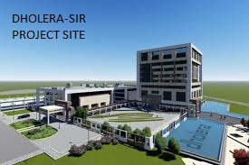 Dholera smart city plan