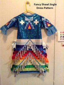 Fancy Shawl Jingle Dress Pattern