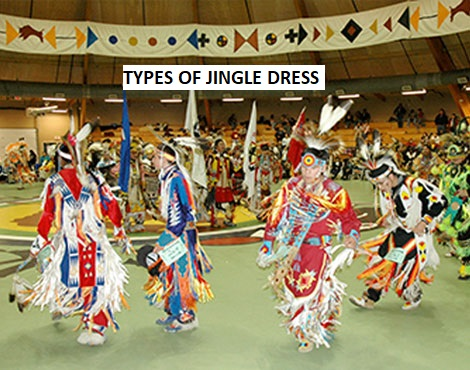 Jingle Dress – Types & Pattern