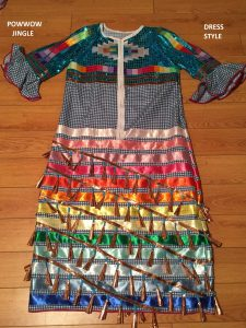 Powwow Jingle Dress Pattern