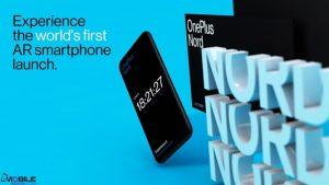AR smartphone