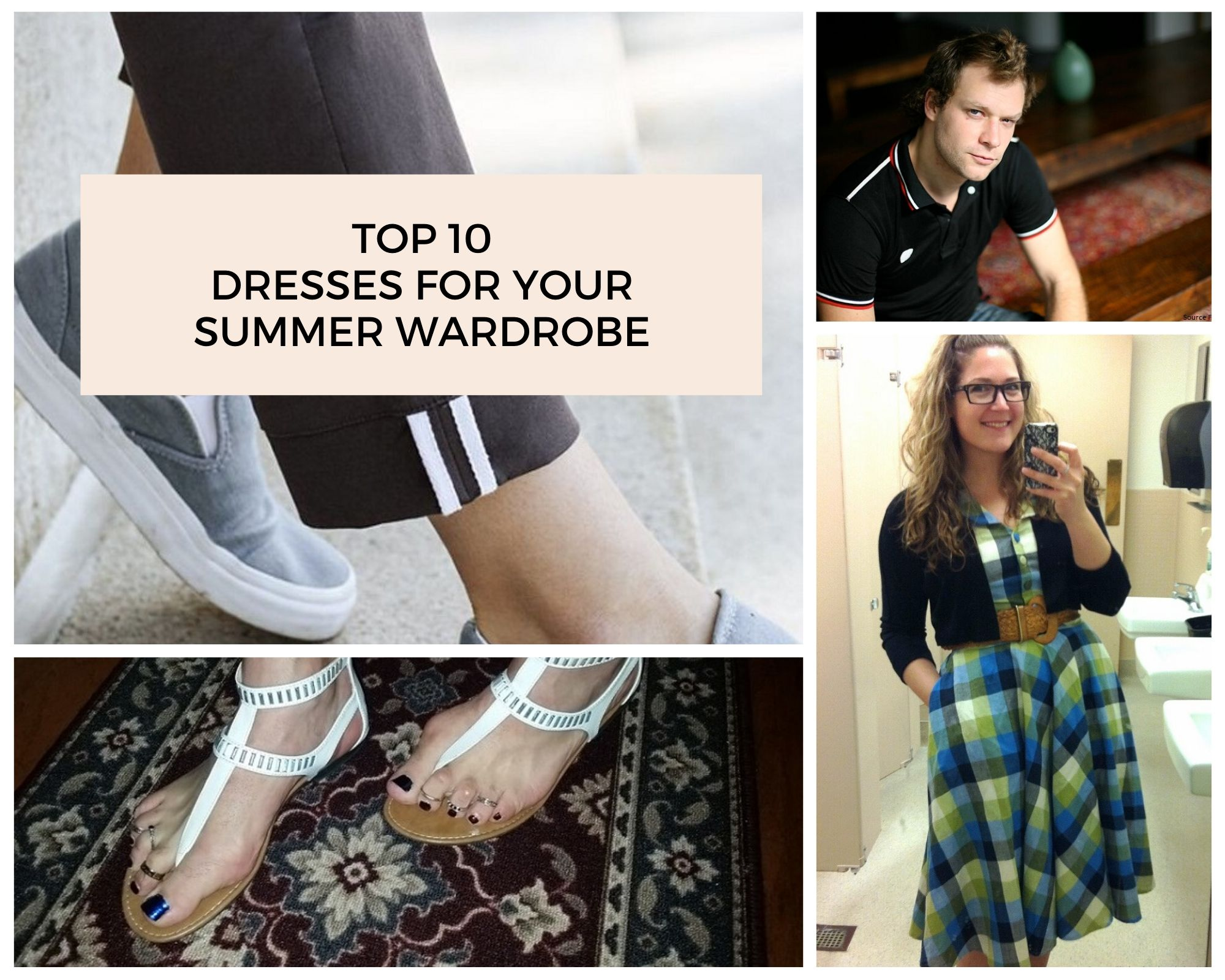 Top 10 Dresses for your Summer Wardrobe