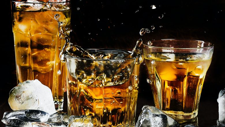 Which part(s) of the brain, when impaired by alcohol, play an important role in memory?