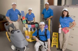commercial cleaning franchise Atlanta