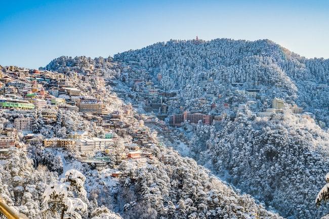 Shimla-Hills Queen