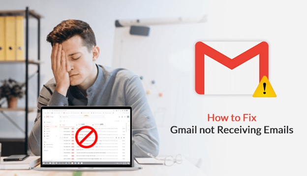 How to Fix Gmail not Receiving Emails