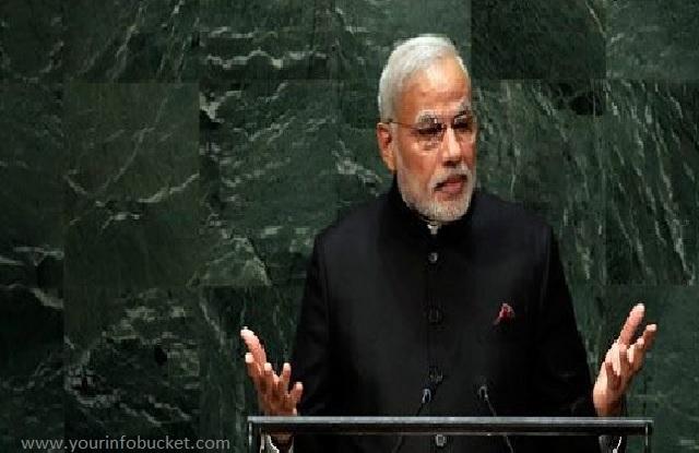 PM Modi speech in UNO | Security Council of UN