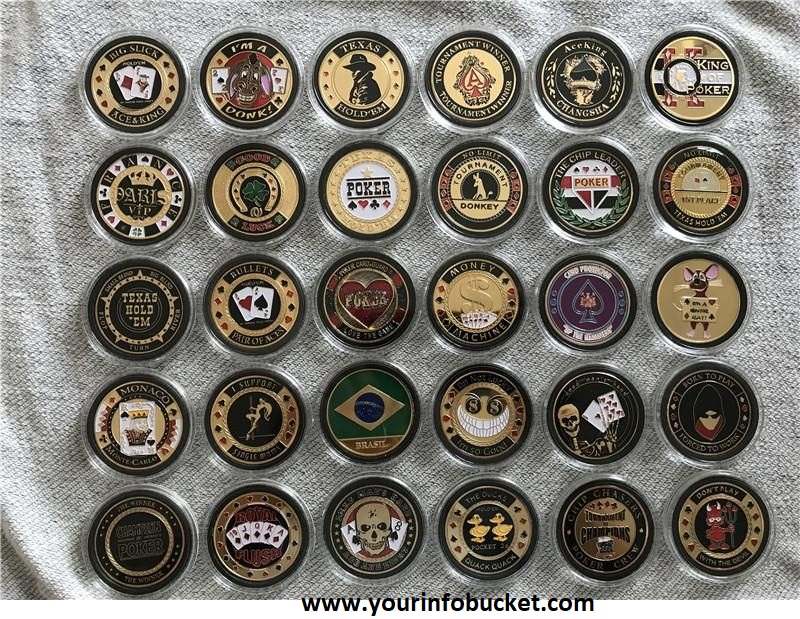 4 Things to Consider When Ordering Custom Poker Guard Coins