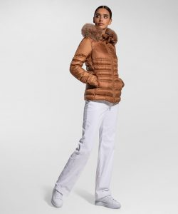 Short down jackets