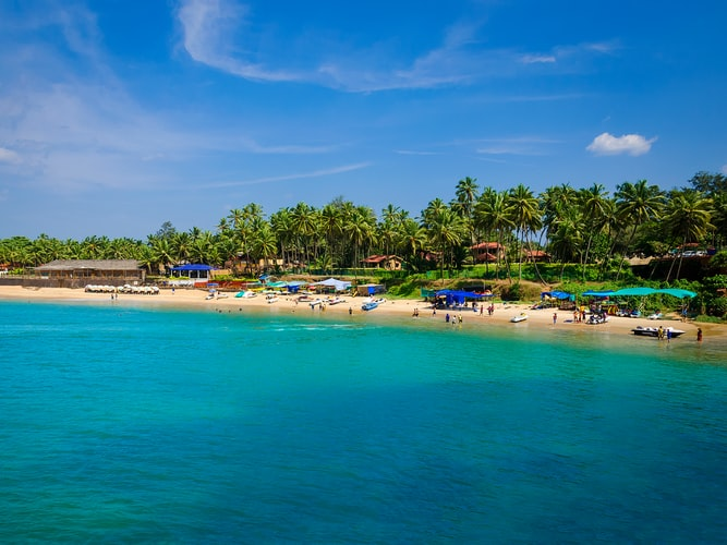 Important Attractions of Goa – Places to Visit in Goa
