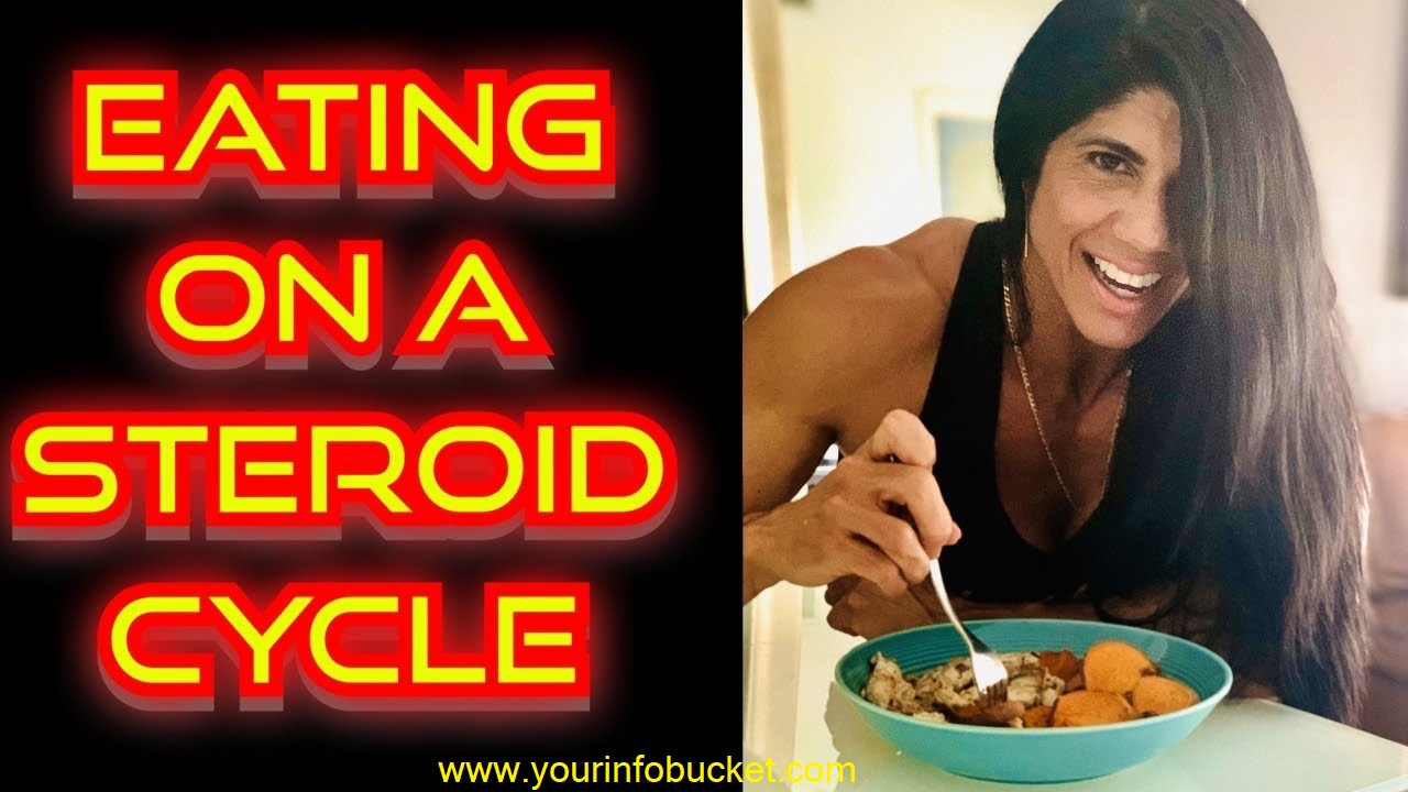 Food Guide for A Steroid Cycle