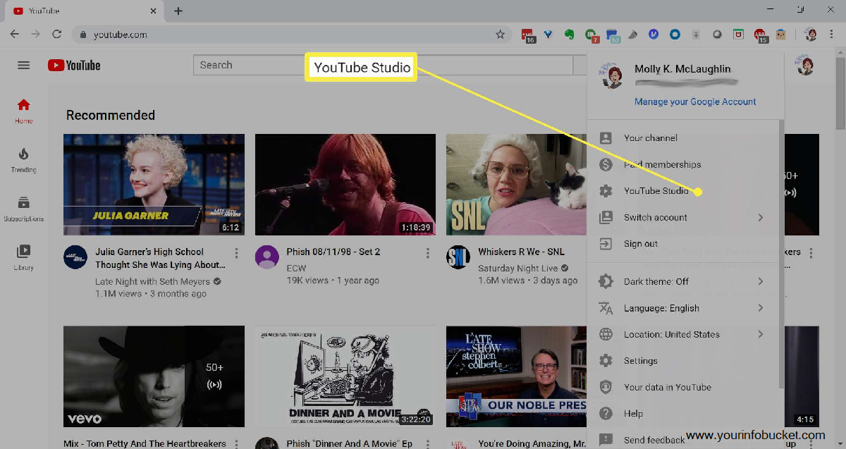 How to See Who Viewed your YouTube Playlist?