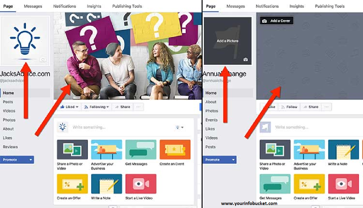 Merge Facebook Business Pages