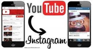 youtube to insta