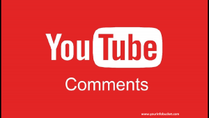 Tag in youtube comment