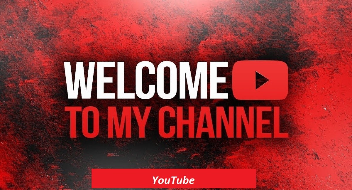 Welcome to My Channel Intro