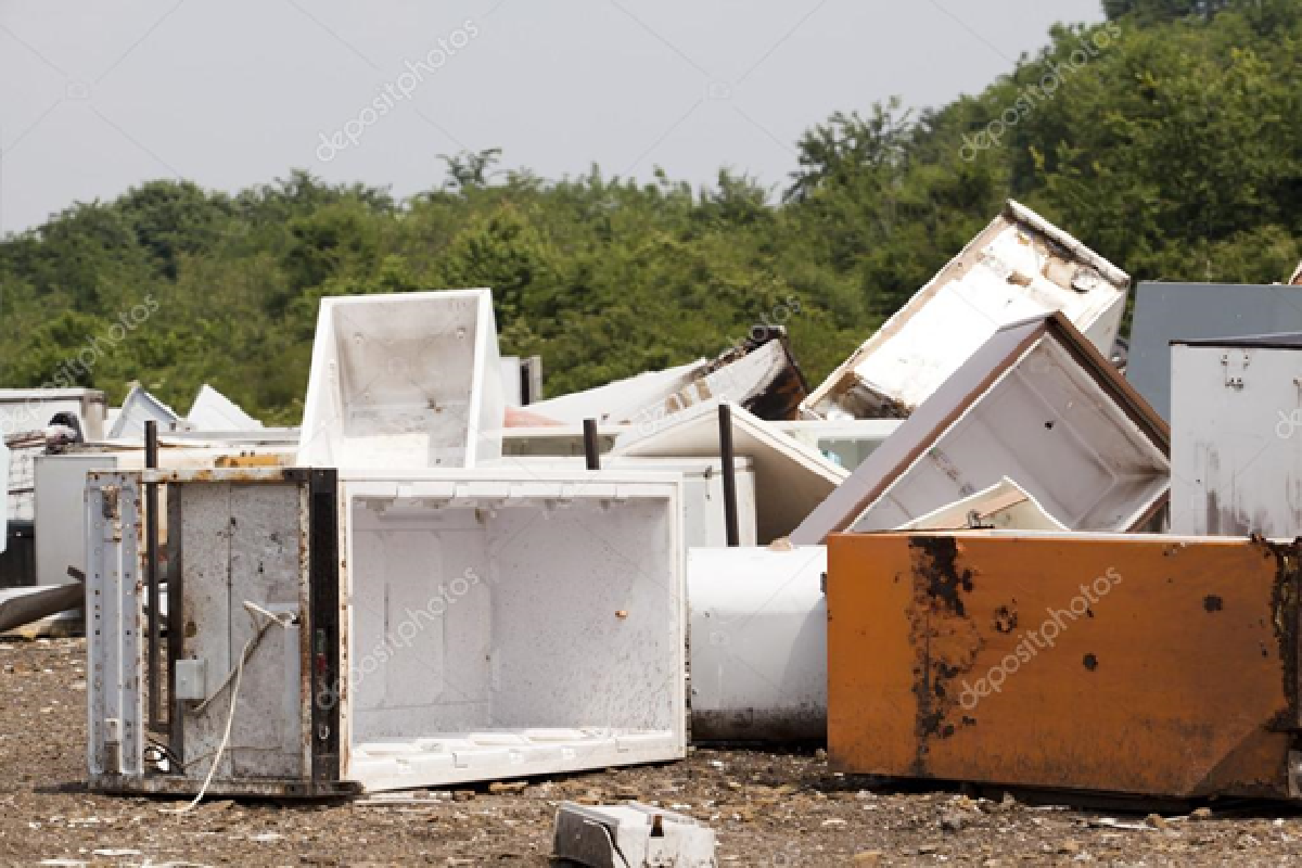 How To Get Rid Of Old Home Appliances?