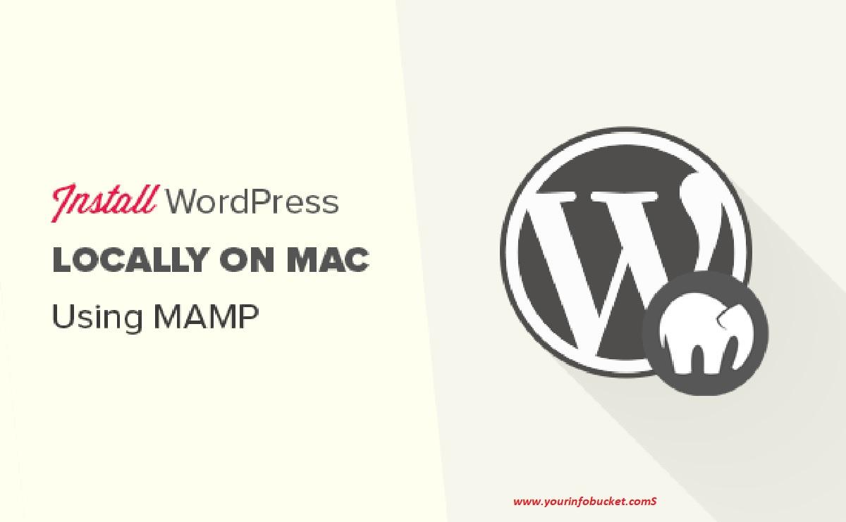 How to Install WordPress on Mac?