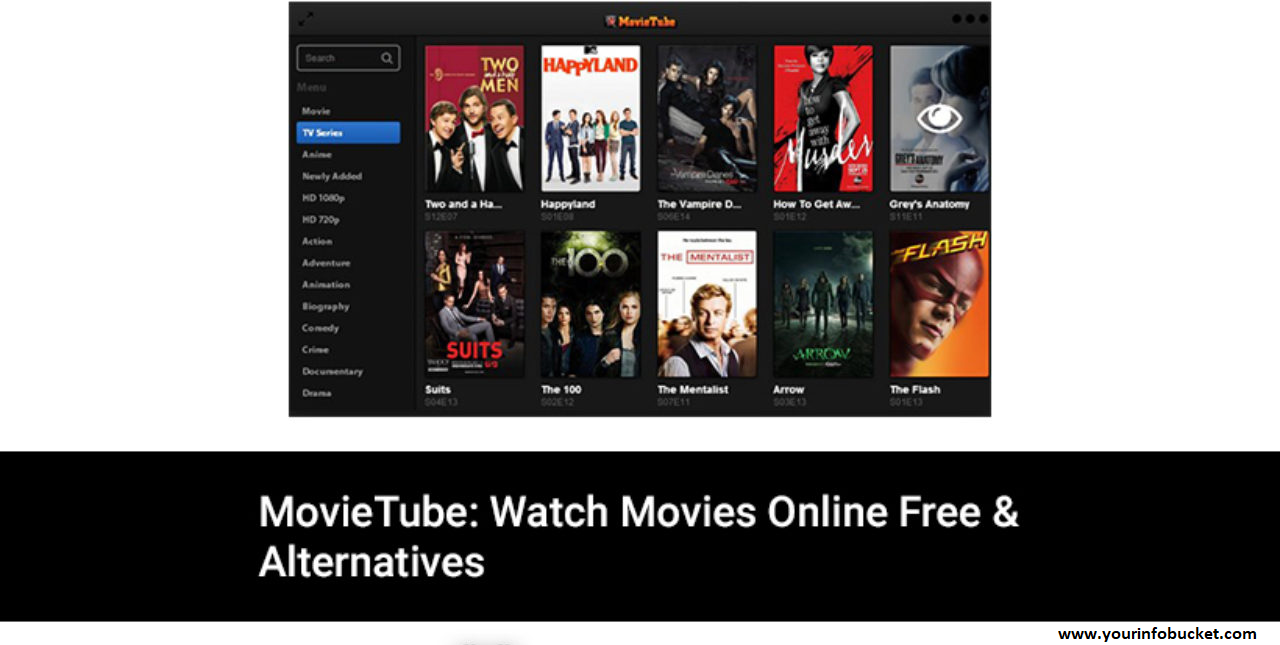 What are the Alternative to MovieTube